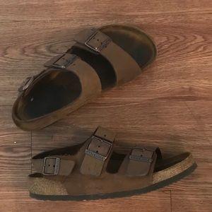 Birkenstock sandals shoes size 40 /9 women's/7 men